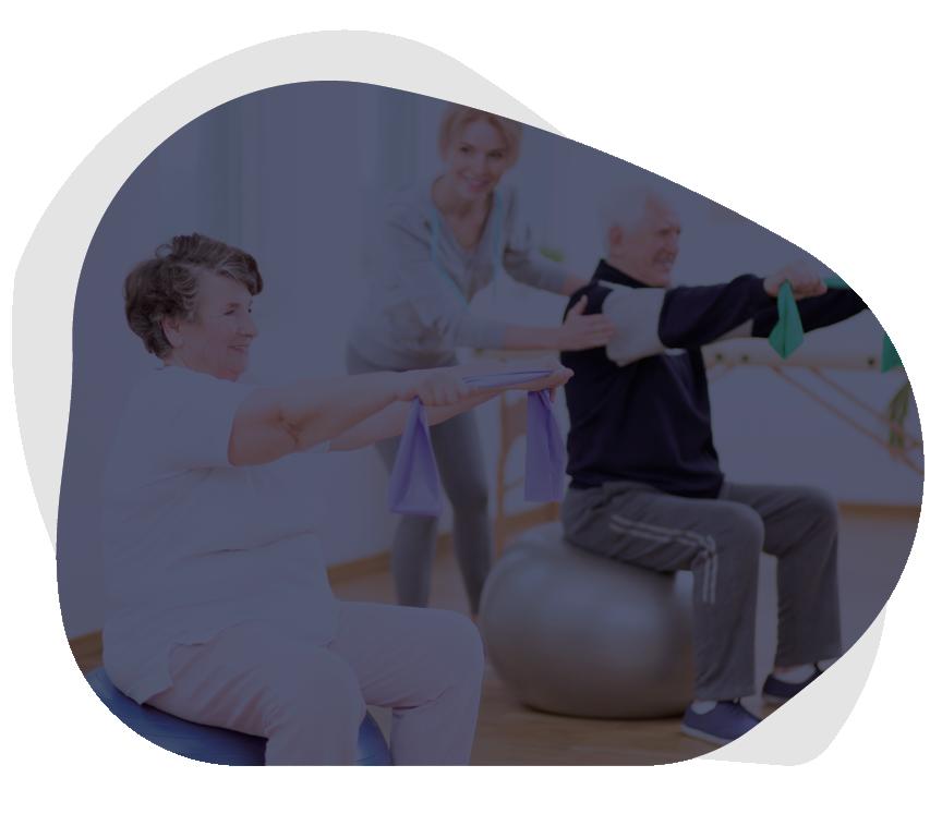 Prévention et sopins pour seniors